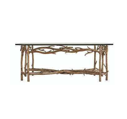 Branch Cocktail Table from the Crossroads collection by Henredon