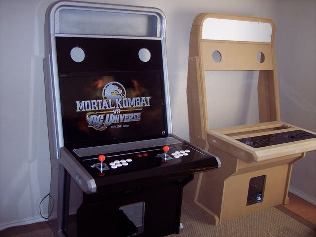 vewlix arcade cabinet plans pdf cabinets matttroy. Black Bedroom Furniture Sets. Home Design Ideas
