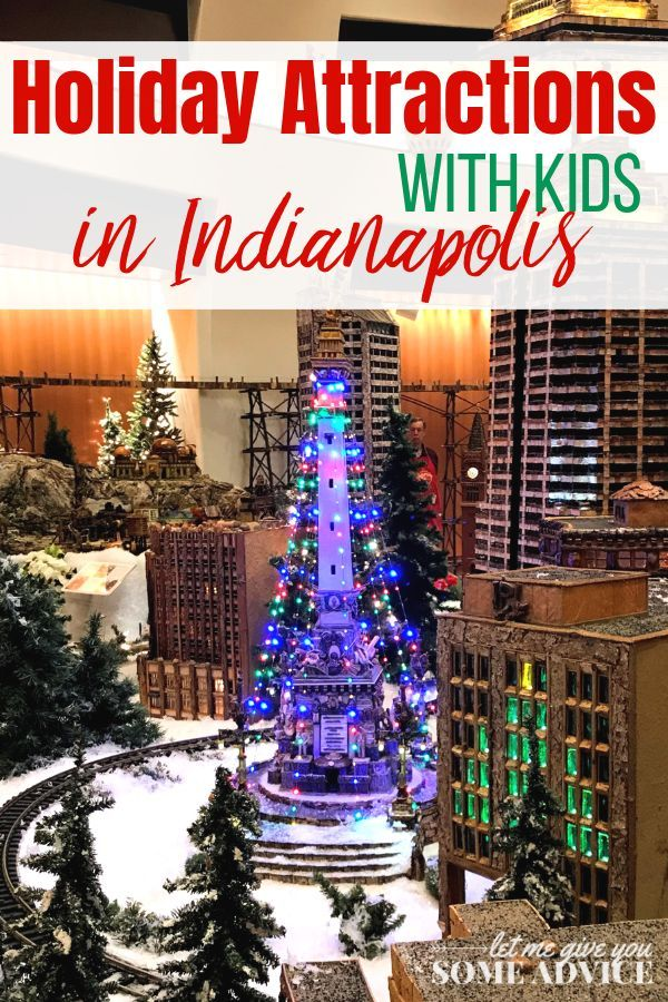 Christmas In Indiana.Can T Miss Indianapolis Christmas Events For Kids 2018