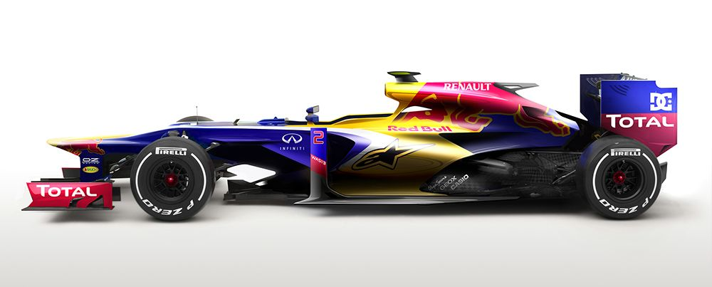 F1 Red Bull 2013 By Wasfire Transportation Design Formula 1 Concept