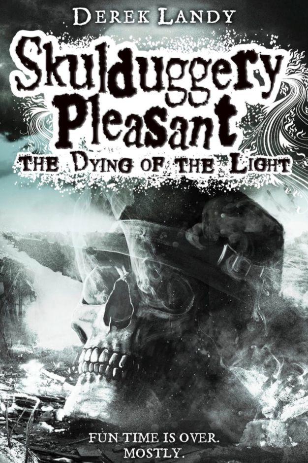 The New Limited Edition Of Tdotl Skulduggery Pleasant