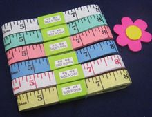 Corpo de costura alfaiate régua de medição fita métrica suave plano 150 cm