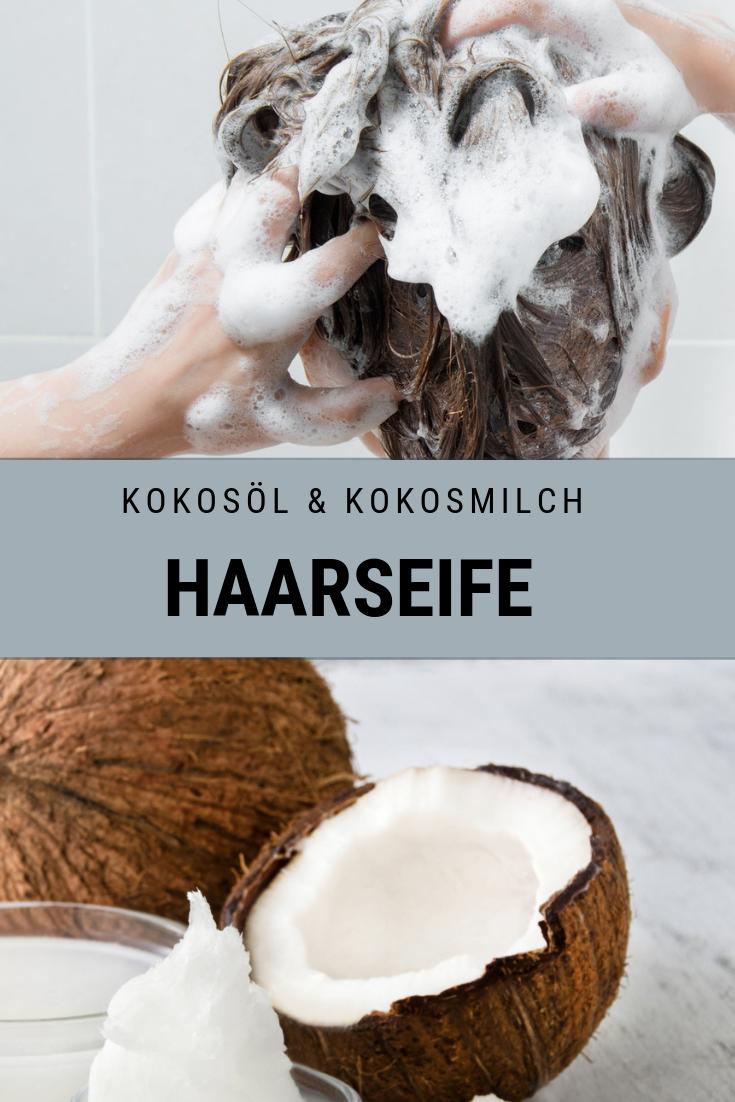 Babassuol Oder Kokosol In Haarseife Haarseife Seife Haare Waschen