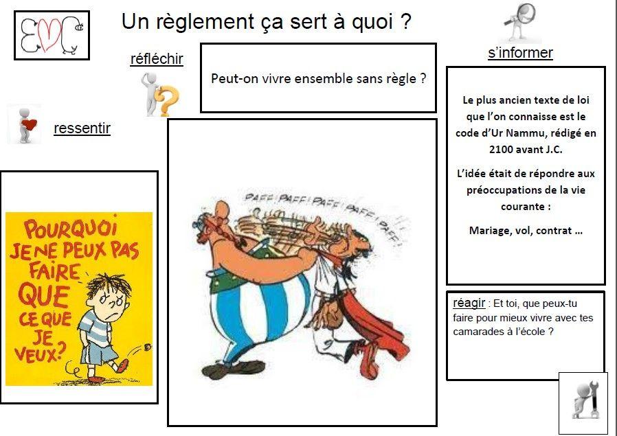 Emc Fiches Pour Le Parcours Citoyen Emc Ce2 Education Civique Et Morale Enseignement Superieur
