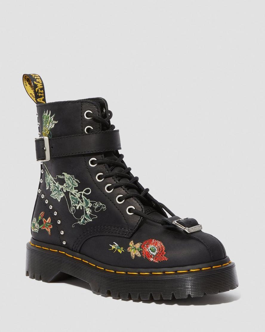 Dr Martens x Klughaus Graffiti Boots 1   Chaussures