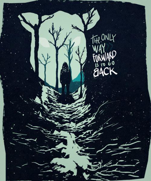 Orphan Black fanart poster contest - by iboughtafuckingateau on tumblr
