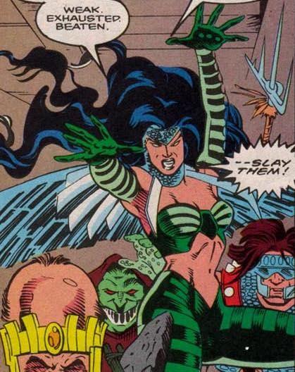Zaladane Screenshots Images And Pictures Comic Vine Comics L Anime Marvel Women