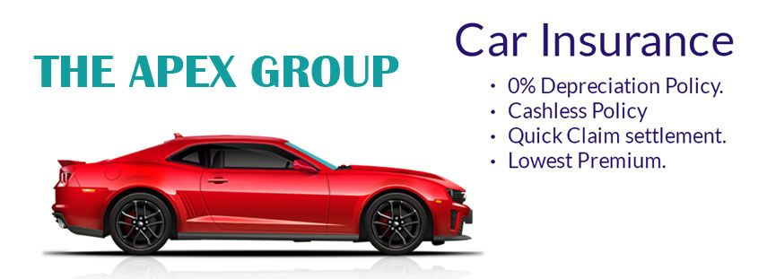 Get our best deal on car insurance the apex group