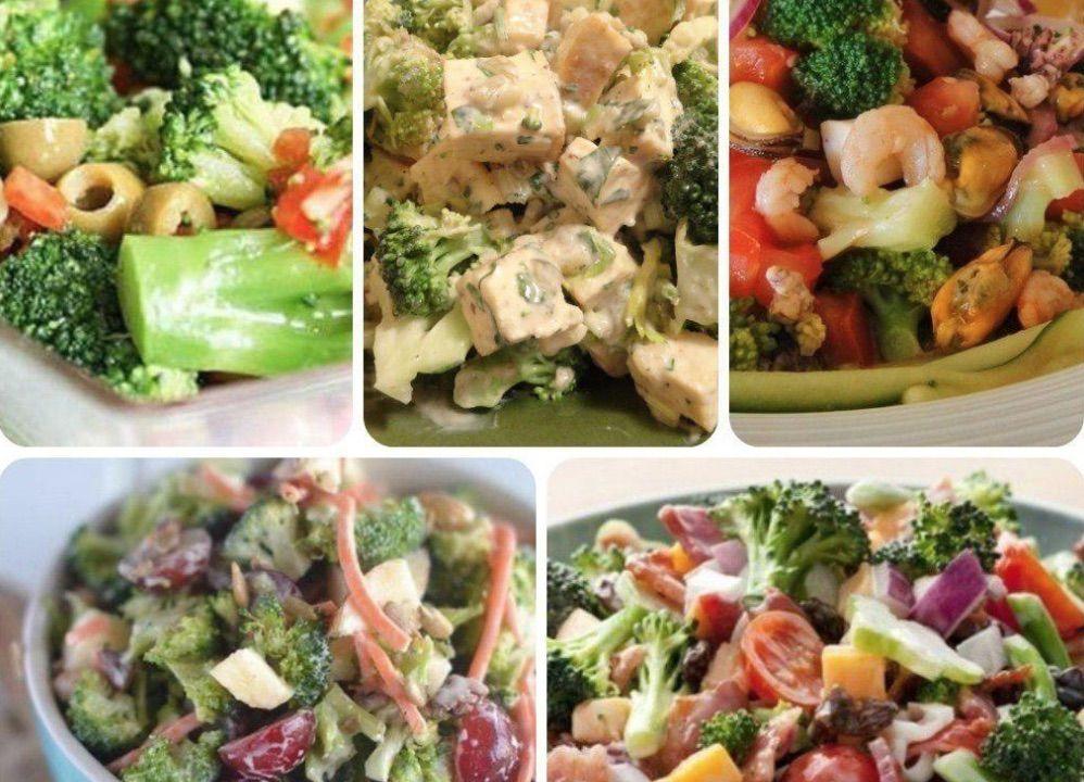 Диета Какой Салат Можно. Рецепты диетических салатов для похудения