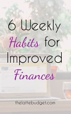 Making major financial changes is overwhelming. Here are 5 things to do this week to improve your finances now.