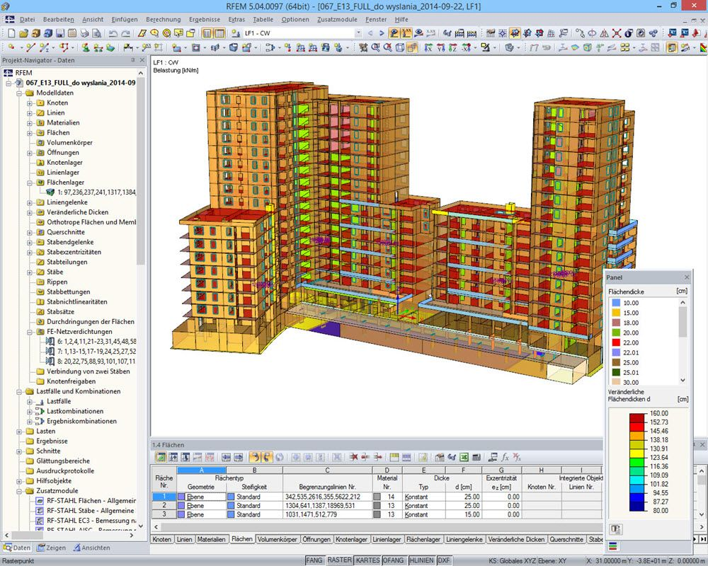 Product Features Software Structural Engineering Design