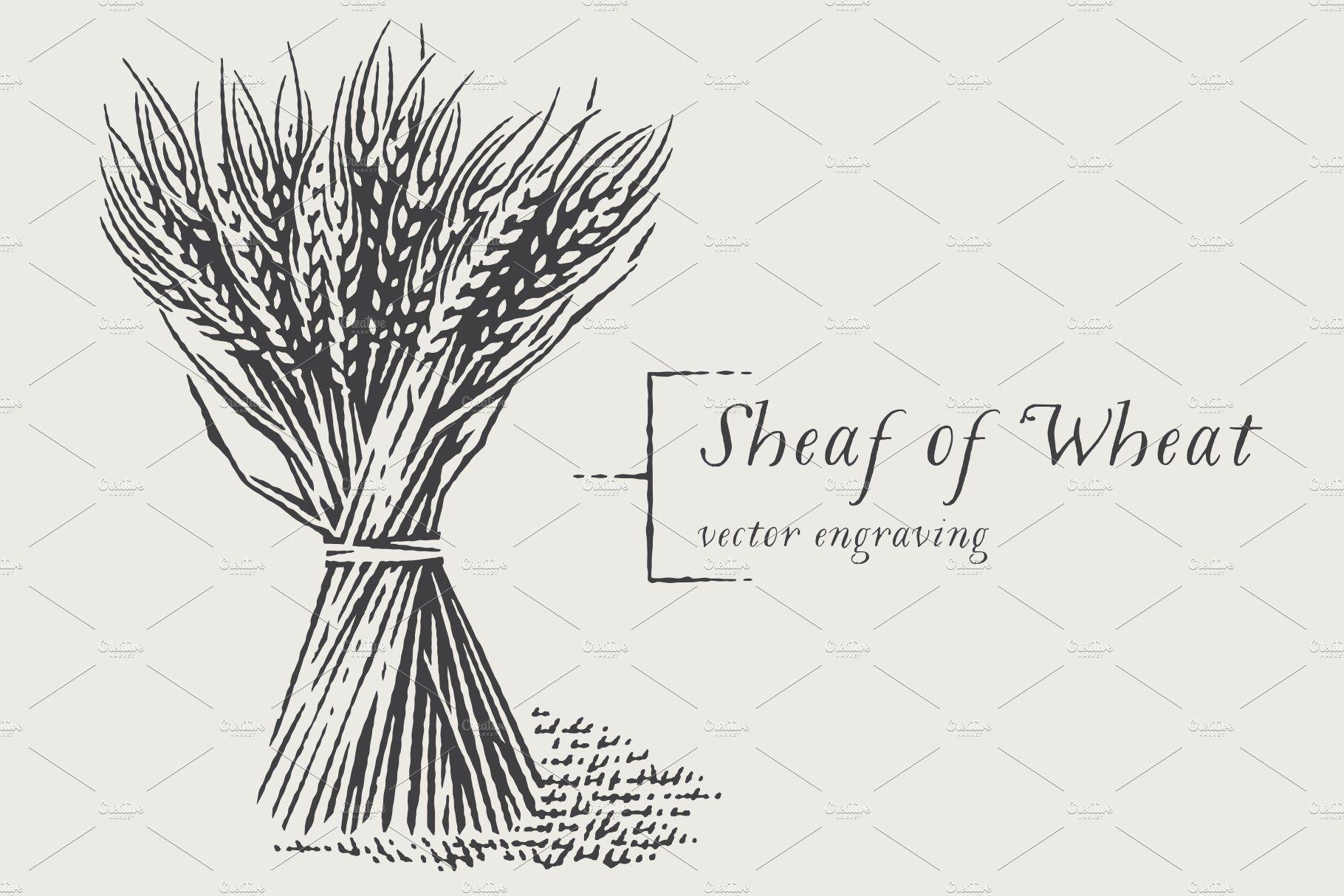 Wheat Sheaf Stock Illustrations – 2,126 Wheat Sheaf Stock Illustrations,  Vectors & Clipart - Dreamstime