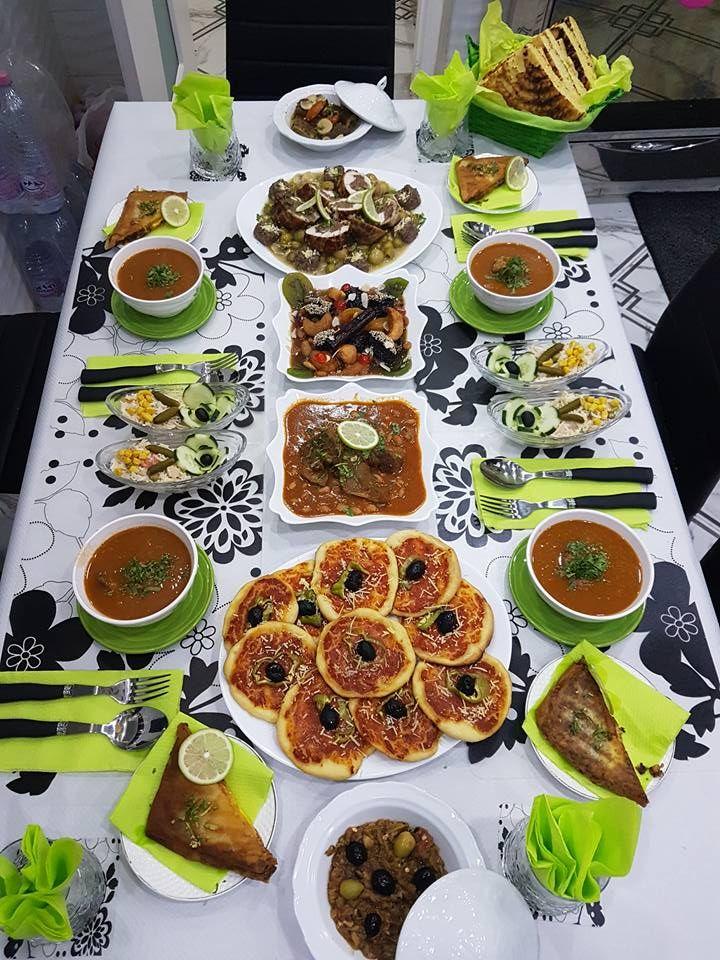 مائدة رمضان Morrocan Food Food Presentation Food Snapchat
