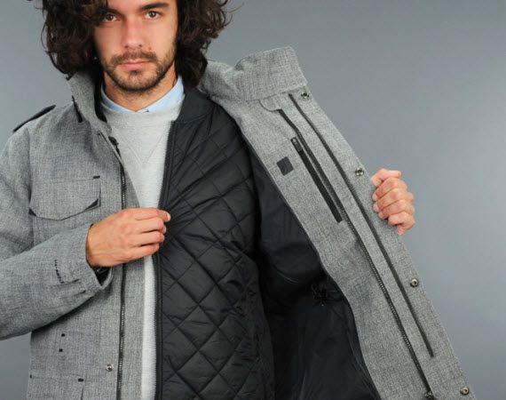 Nike m65 men's jacket