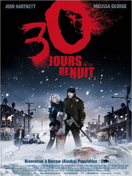 30 Jours De Nuit 30 Days Of Night Movies Online Full Movies