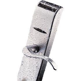 Cerradura Donna Extreme (Exteriores)  Cerradura electrónica con tecnología de banda magnética. Intemperie.  www.innovahotel.com