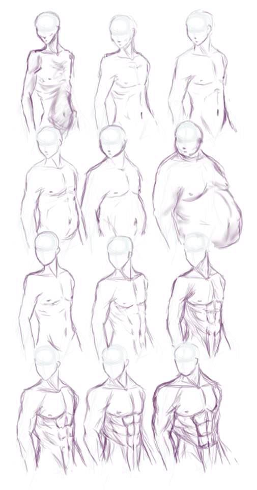 Drawing/Anatomy dump part 4. Live free or dump har