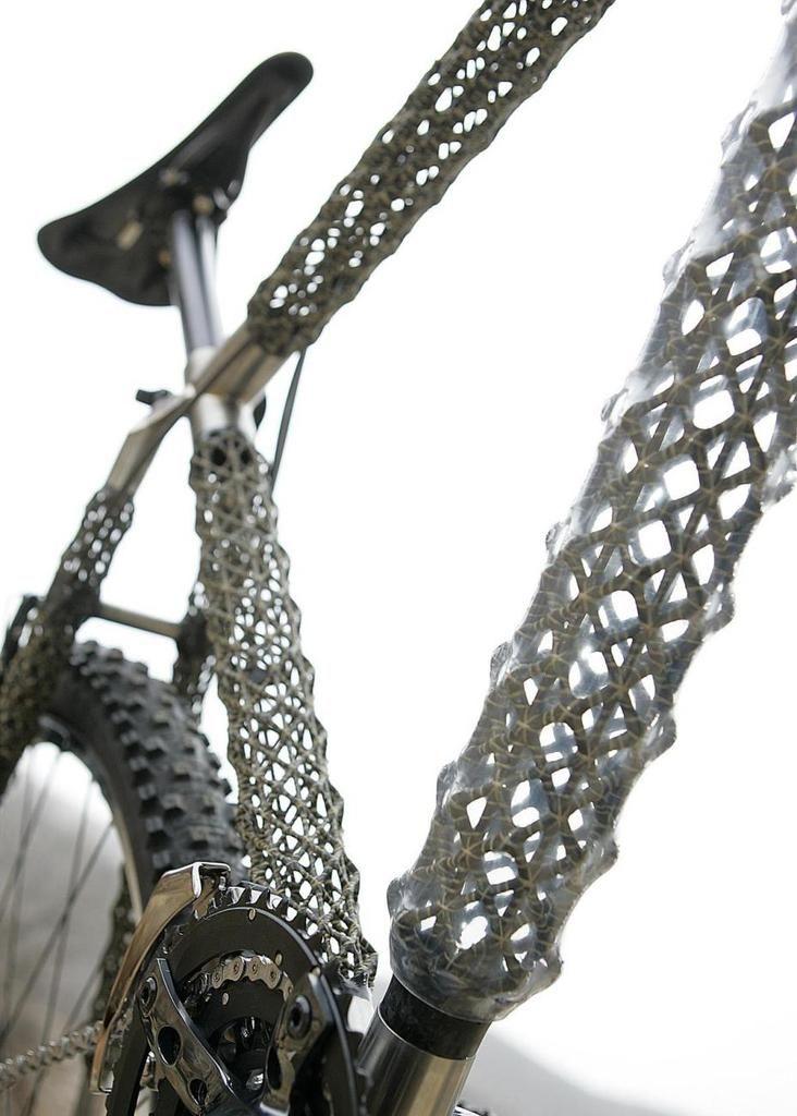 Delta 7 arantix bike frame mtb frames bike design