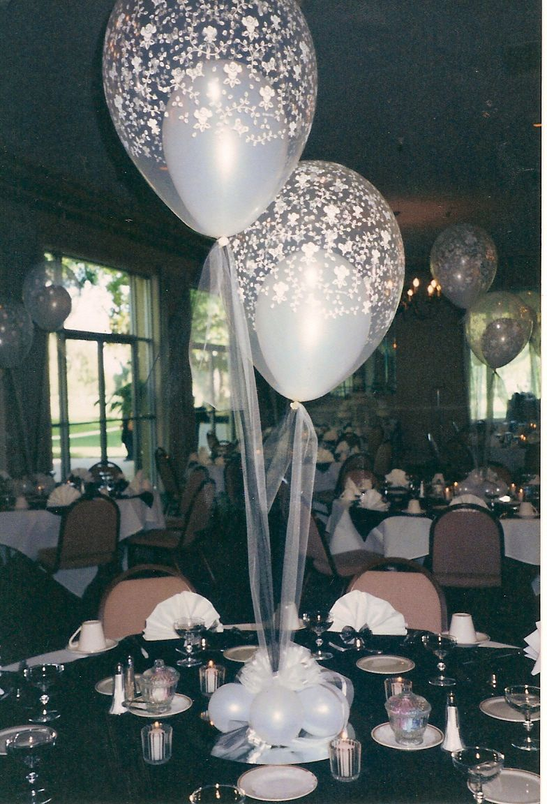 Image detail for balloon decor of central california
