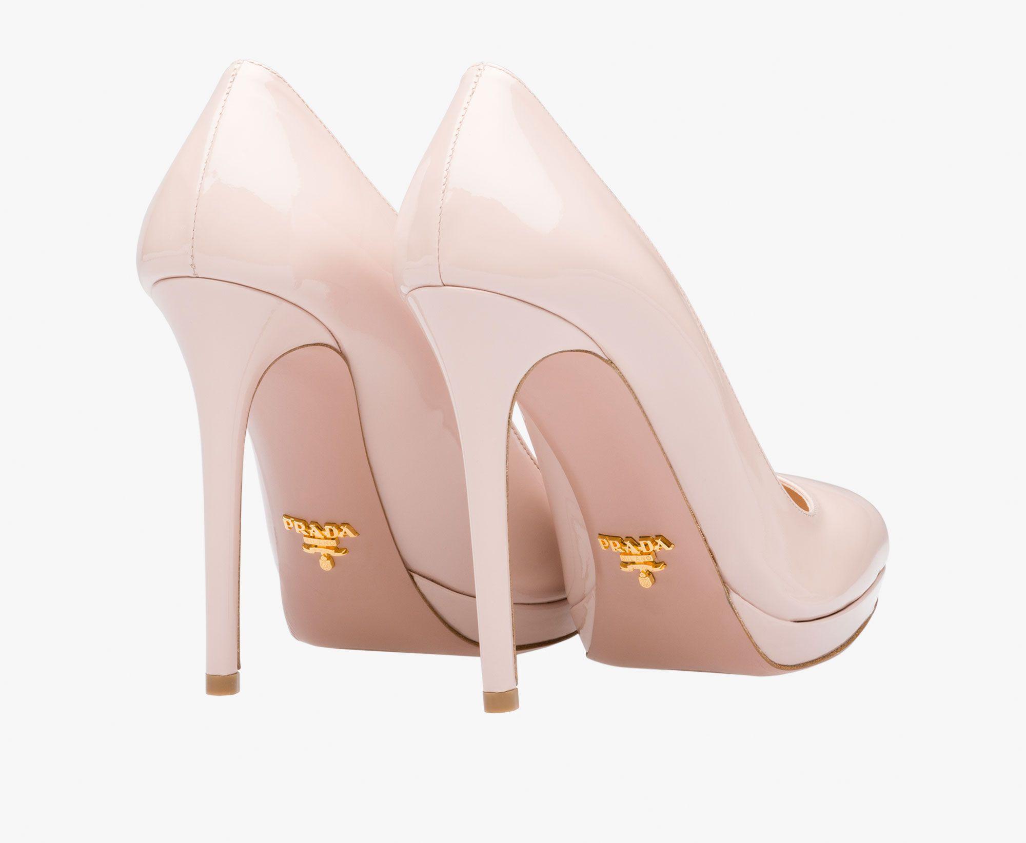 1IP286_069_F0236_F_110 pump - Footwear - Woman - eStore   Prada.com
