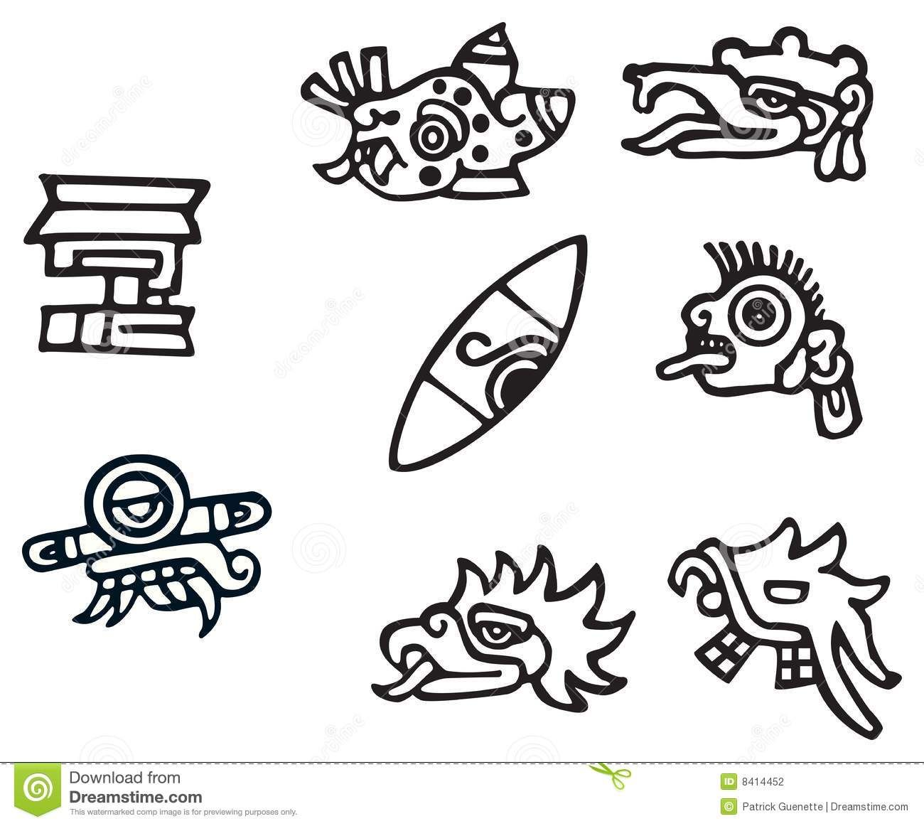 Aztec Chameleon Tattoo: Great Symbols - Google Search