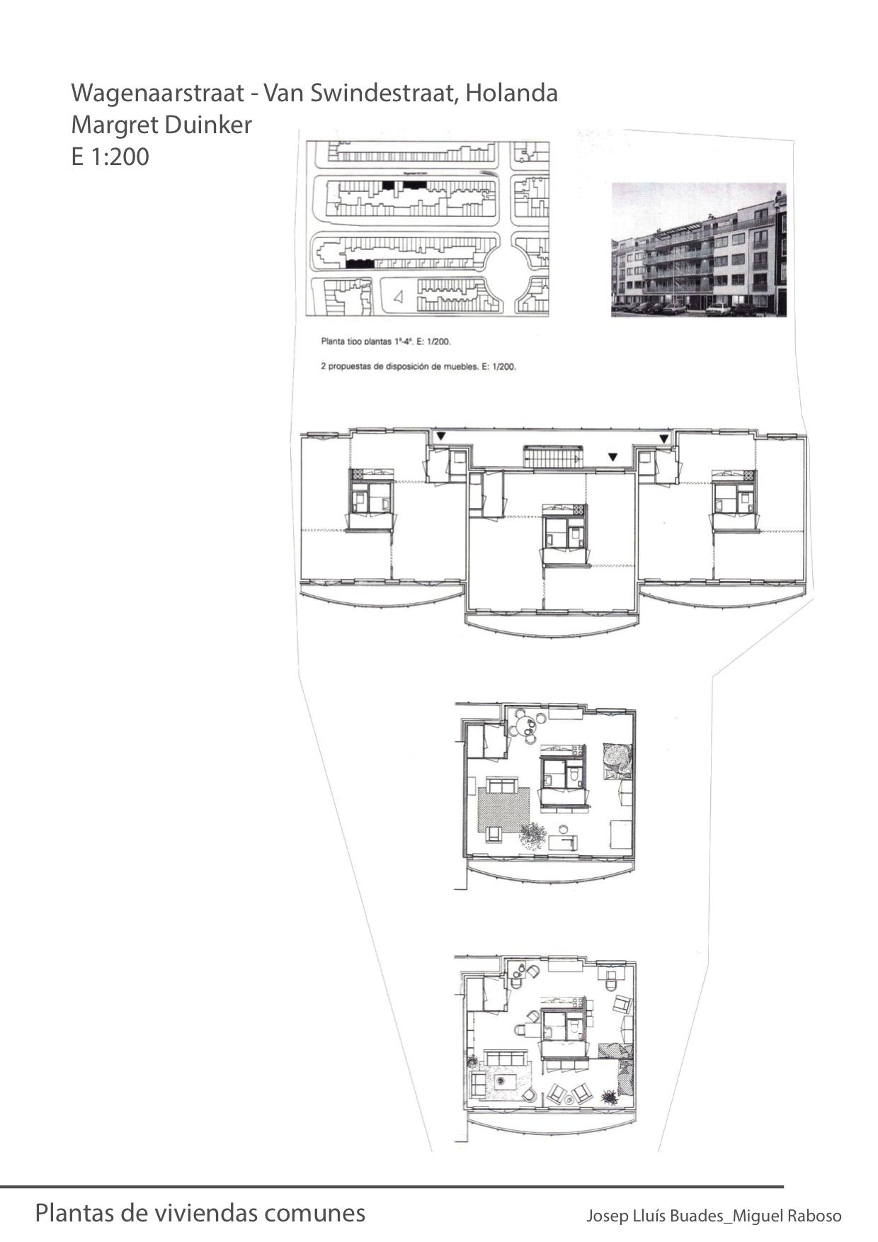 Localizaci N_holanda Arquitecto_margret Duinker Colecci N De  # Muebles Deutsch