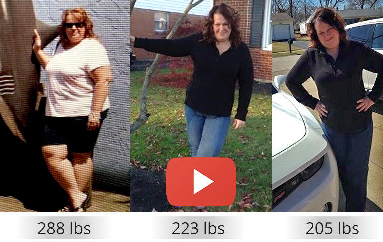 Roca Labs Weight Loss Success Story Sharon from Ohio