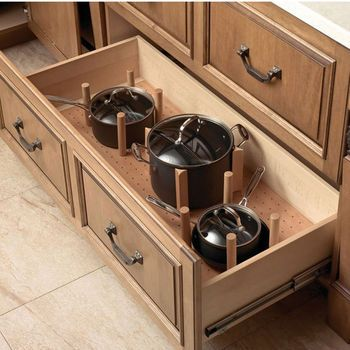 Best Drawer Inserts Hafele Kitchenware Plate Organizer 400 x 300