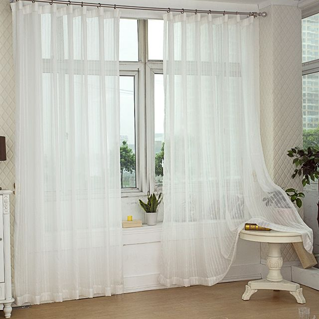 cortinas blancas modernas buscar con google decoracion On decoracion de cortinas modernas