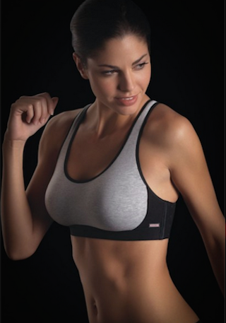 how to make your own sports bra