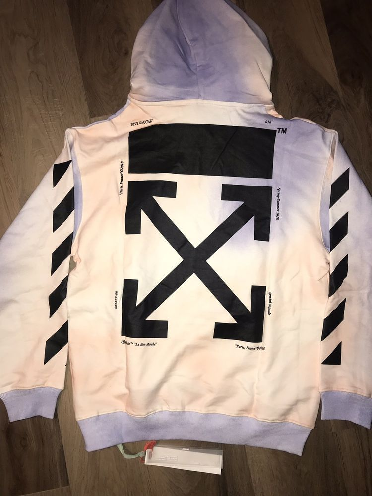 OFF WHITE CO Virgil Abloh Limited Paris SS Rive Gauche