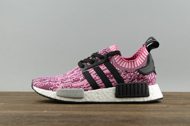 How To Buy Adidas NMD R1 PK Pink Rose Glitch Black Noir