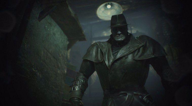 Mr X Aus Dem Resident Evil 2 Remake Hat Sich Zum Meme Entwickelt Resident Evil Evil Capcom