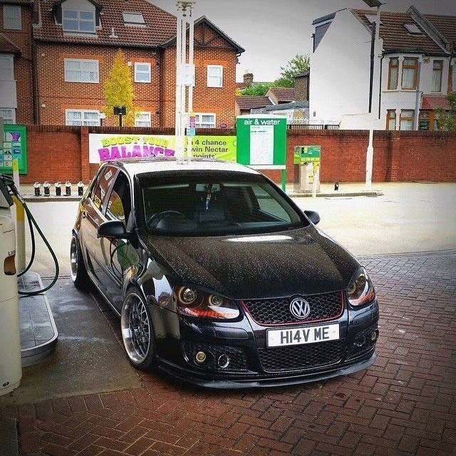 Lowered Mk4 R32: #Volkswagen #Golf #GTI #MK5 #Modified #Stance #Lowered