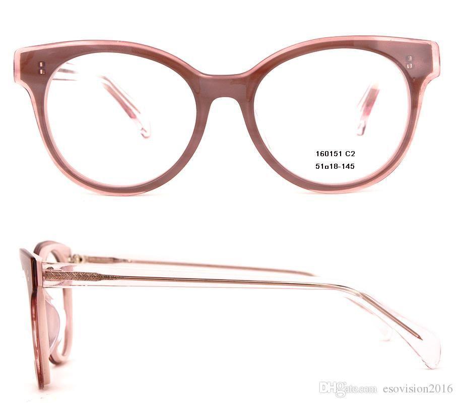 2017 fashion optical fashion glasses frames for women men designer eyeglass stores high quality eyewear spectacles
