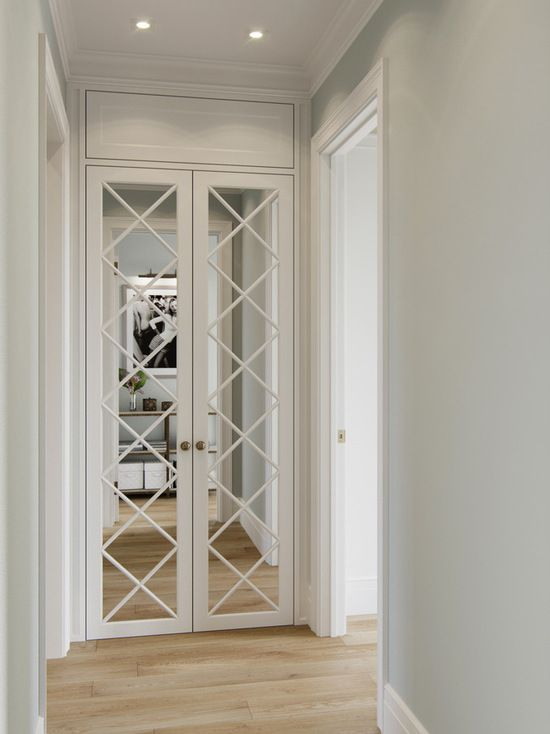 Beautiful Minimal Subtle Sliding Doors Lur Garderobelosning Garderobe Dorer Soverom Garderobe Apent Hus