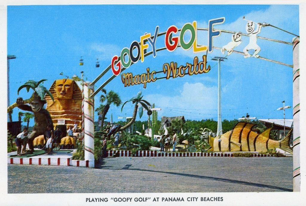 Goofy Golf Panama City Beach Fl