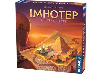 """Imhotep Brettspill - Norsk utgave Nominert til """"Årets spill 2016"""""""