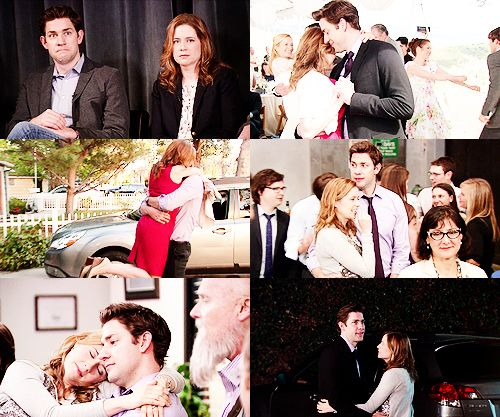 I Really Do Believe That Jim Pam Cece And Phillip And Maybe One Or Two More Kids Will Live Happily Ever After I Think Jim Pam Office Fan Happily Ever After