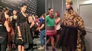 Resultado de imagen para moda fashion peruana