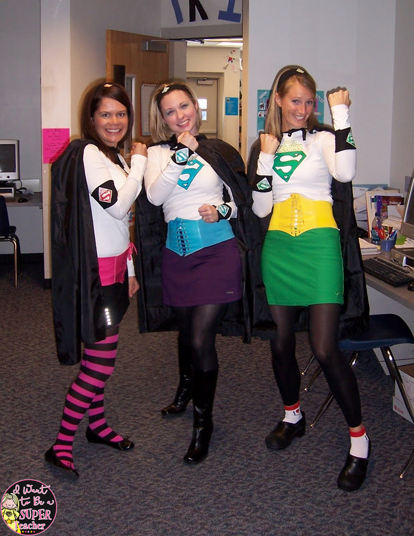 5 Last Minute Halloween Costumes For Teachers Teacher Costumes Teachers Halloween Halloween Costumes For Work