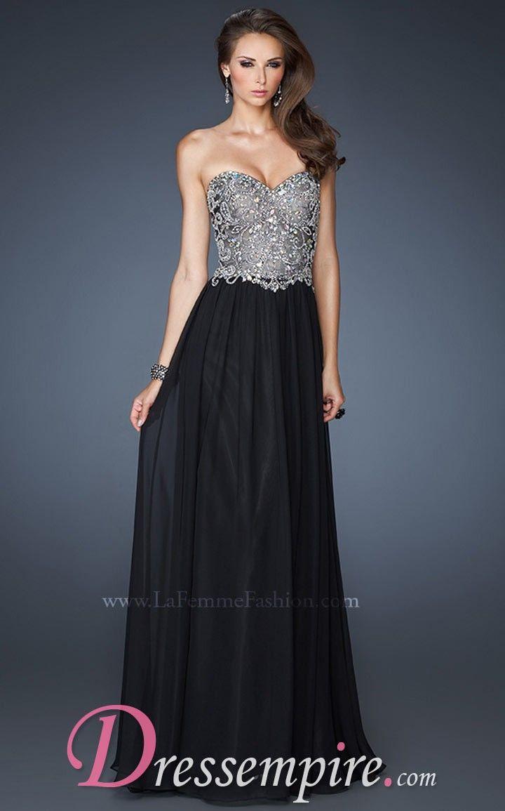La femme dress dressempire fashion pinterest fashion