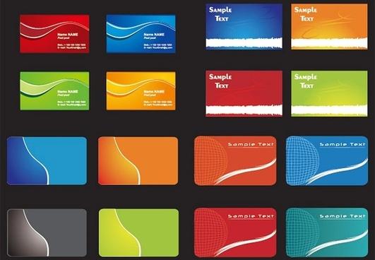 Visiting card free vector download (13,082 Free vector ...