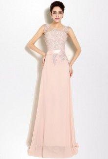 97a0a846b17 Robe de soiree rose poudre Plus