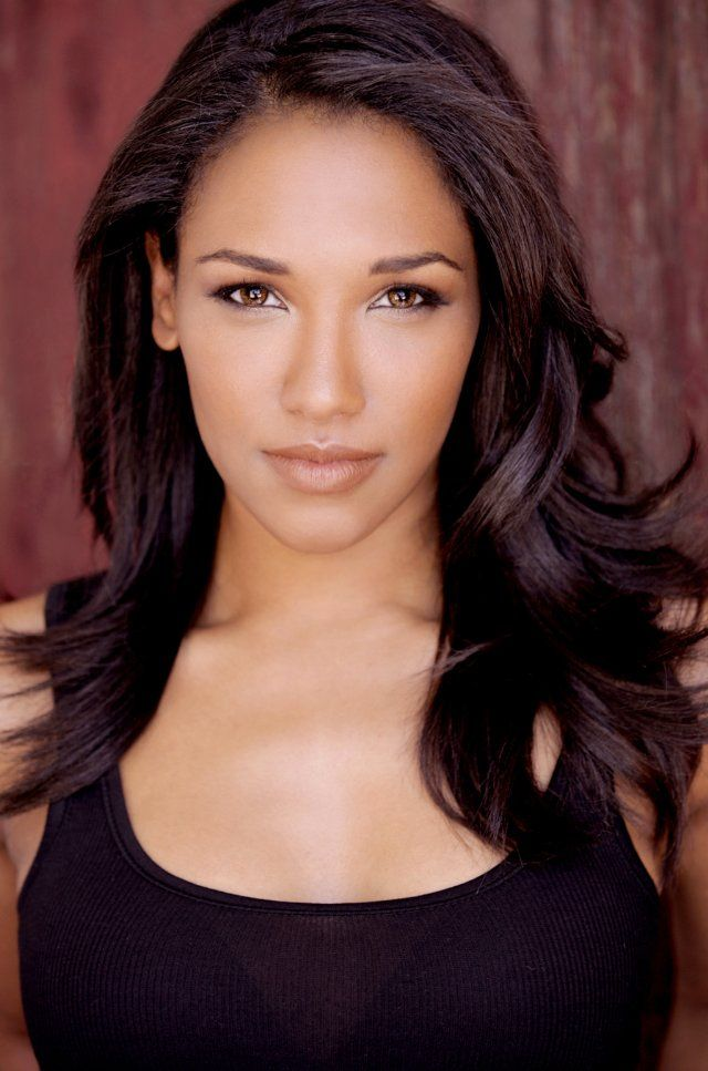 Candace Patton, absolutely GORGEOUS, she is on The Flash