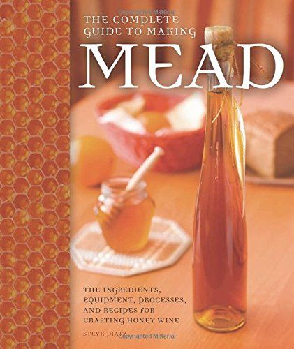 The Complete Guide to Making Mead: The Ingredients, Equip... https://www.amazon.com/dp/0760345643/ref=cm_sw_r_pi_dp_x_SUraybHZNNDHA
