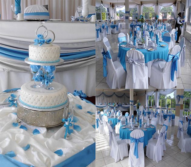 Pastel Blue Wedding Theme: Light Blue Wedding Theme Decorations