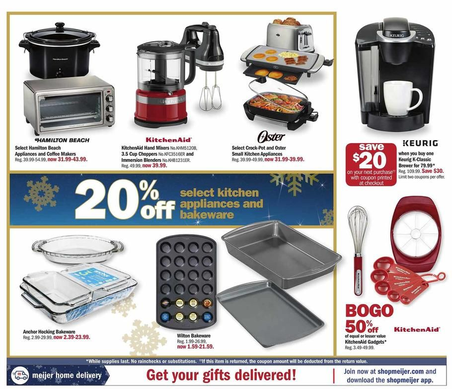 Meijer Holiday Gift Ideas 2018 Ads And Deals With Images