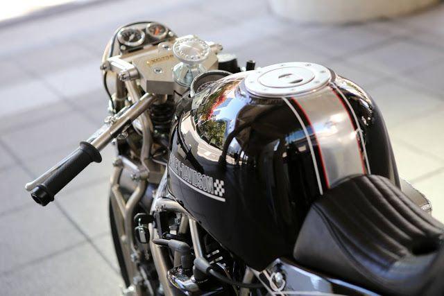 Harley Davidson Street 750 Cafe Racer XG750TURBO By Cherrys Company