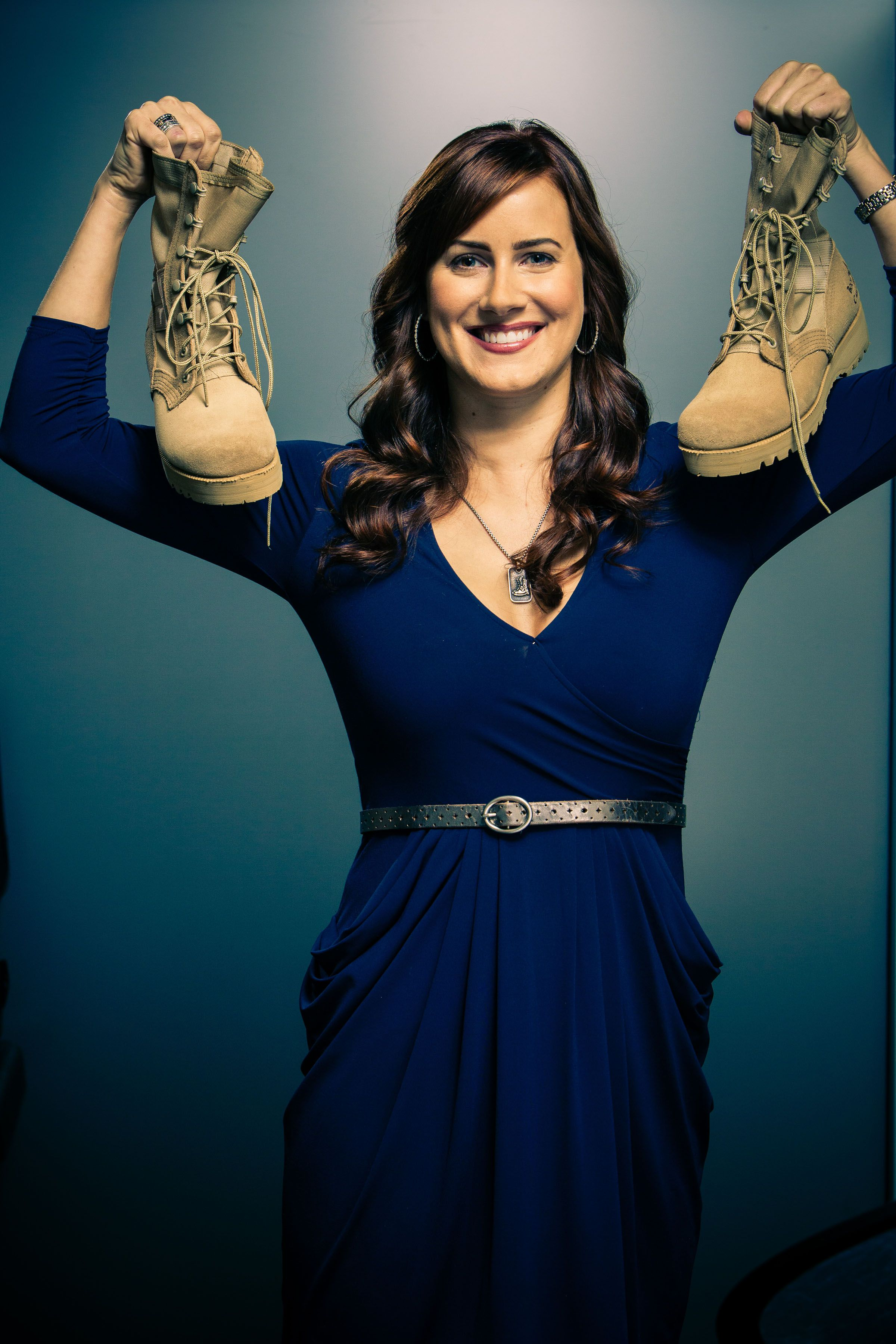 """Meghan McDermott from """"Boot Campaign"""" 